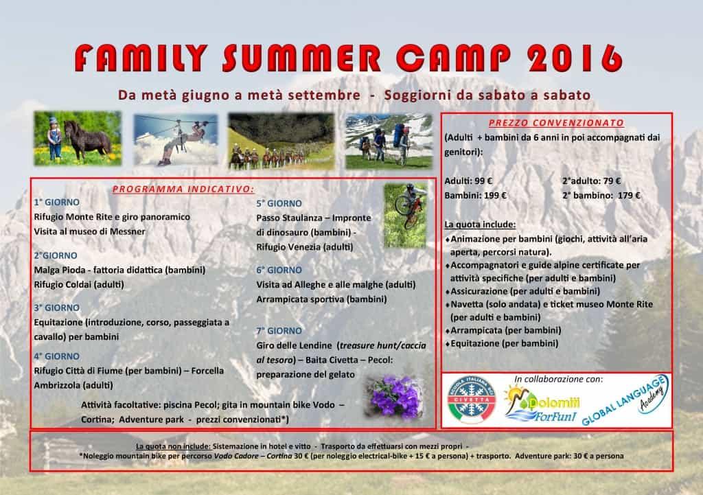 Summer camp 2016 flyer per hotel_italiano.pub